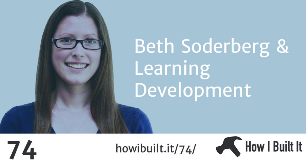 Beth Soderberg and Learning Development