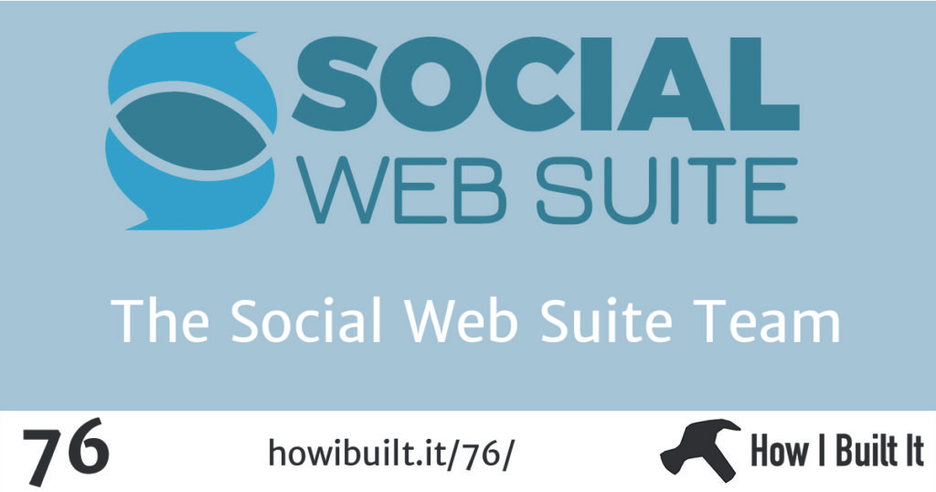 The Social Web Suite Team