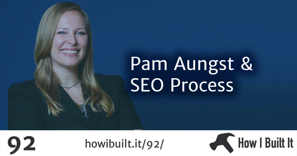 Pam Aungst and SEO Process