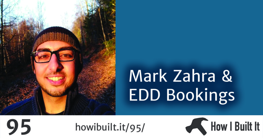 Mark Zahra and EDD Bookings