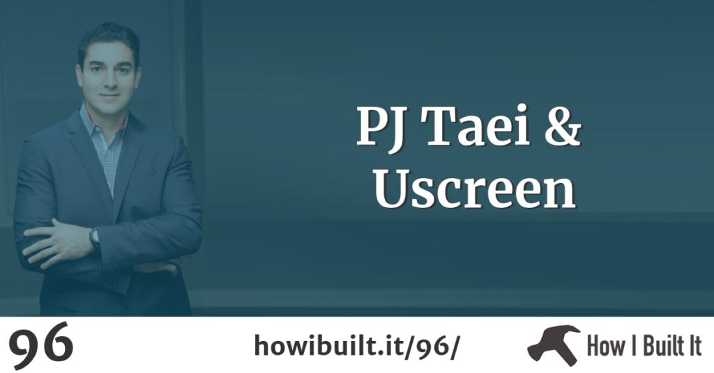 PJ Taei and Uscreen