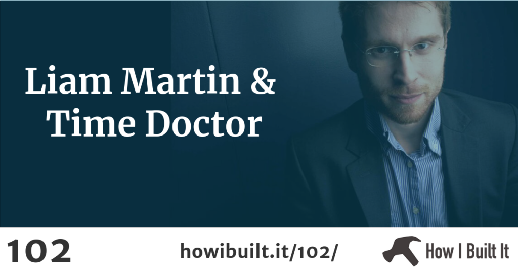 Liam Martin and Time Doctor