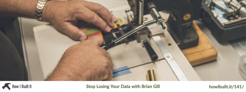 141 - Brian Gill and Data Recover