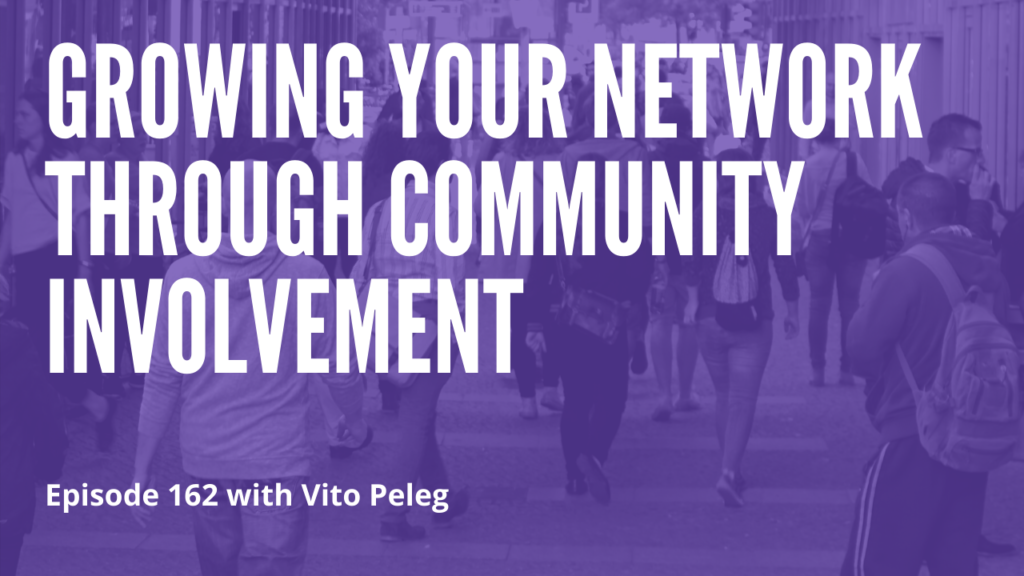 Growing Your Network through Community Involvement