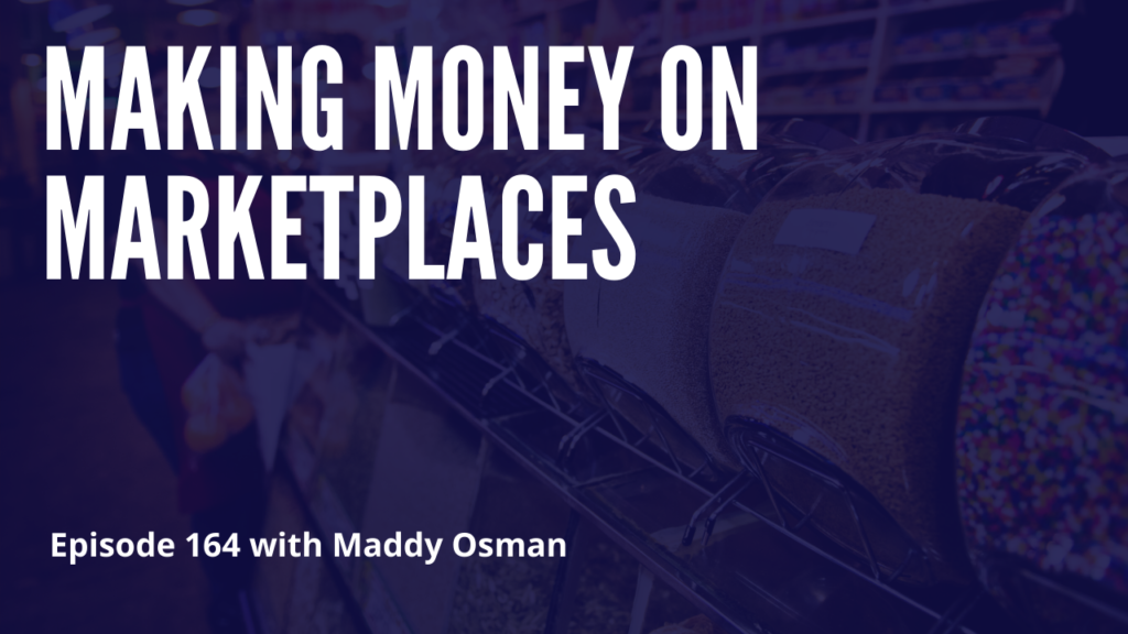 Making Money on Marketplaces