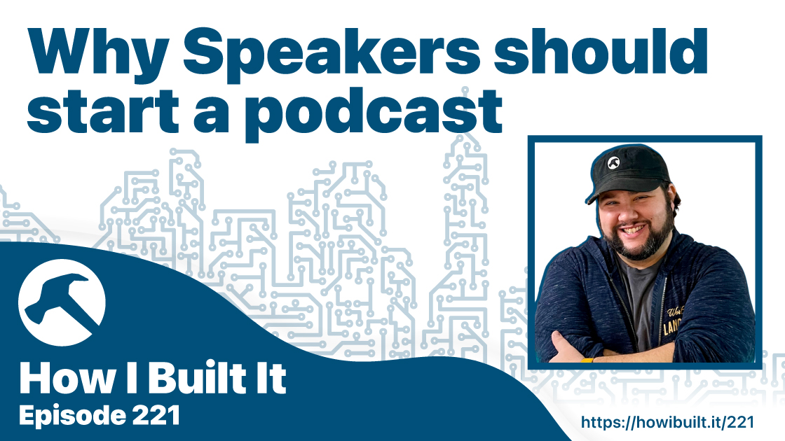 Why Speakers Should Start a Podcast