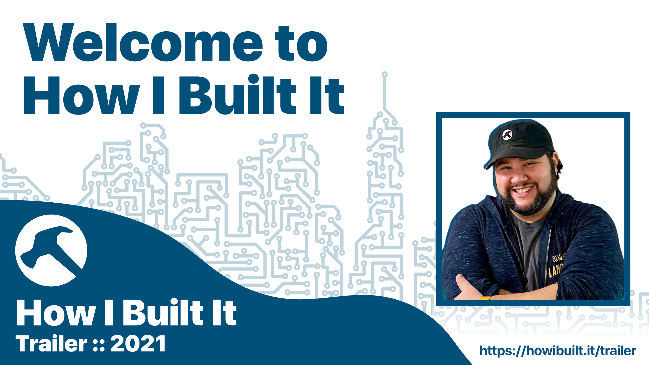 Welcome to How I Built It [2021]