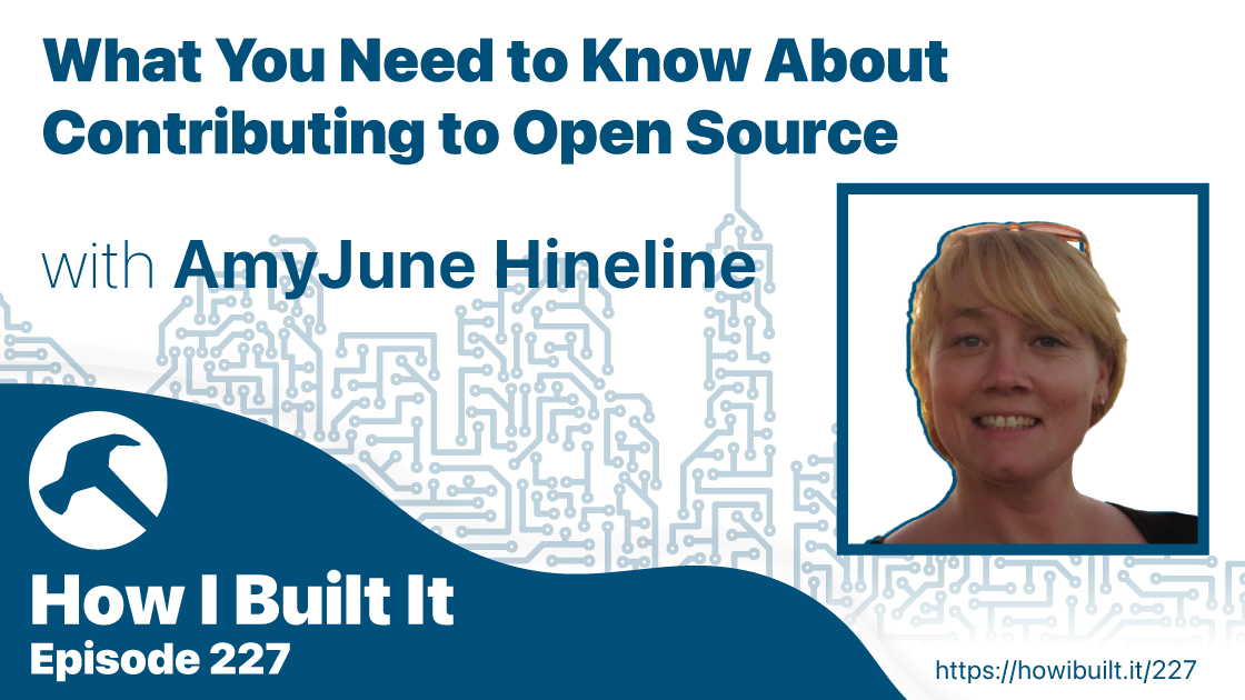What You Need to Know About Contributing to Open Source with AmyJune Hineline