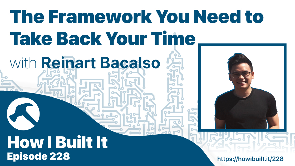 The Framework You Need to Take Back Your Time
