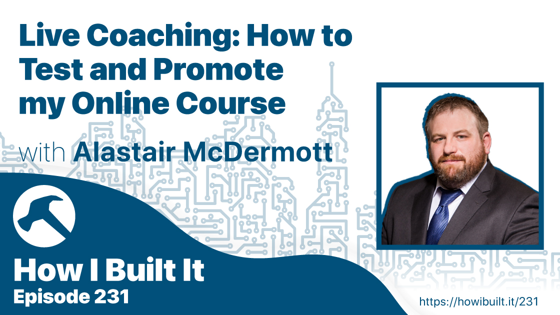Live Coaching: Launching a Course & Growing a Podcast